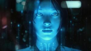 Cortana from Halo 4