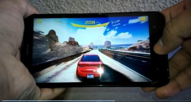 Lumia 1320 demo