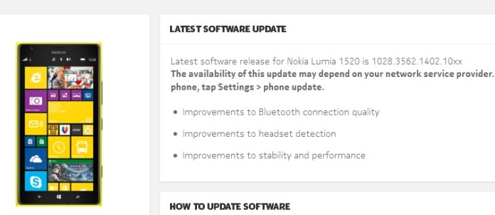 SW update 1520