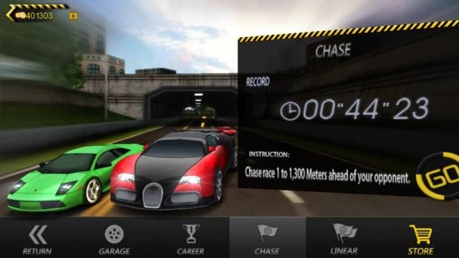 3D crazy racer