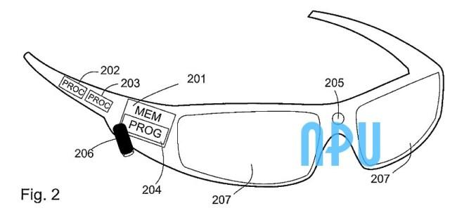 Nokia Glass
