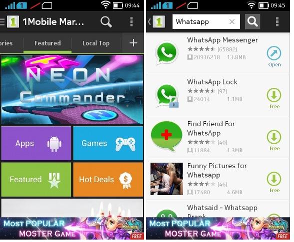 Nokia X apps
