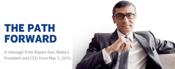 Nokia strategy