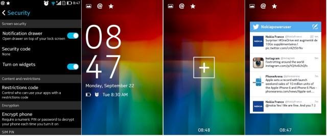 Nokia X2 tip