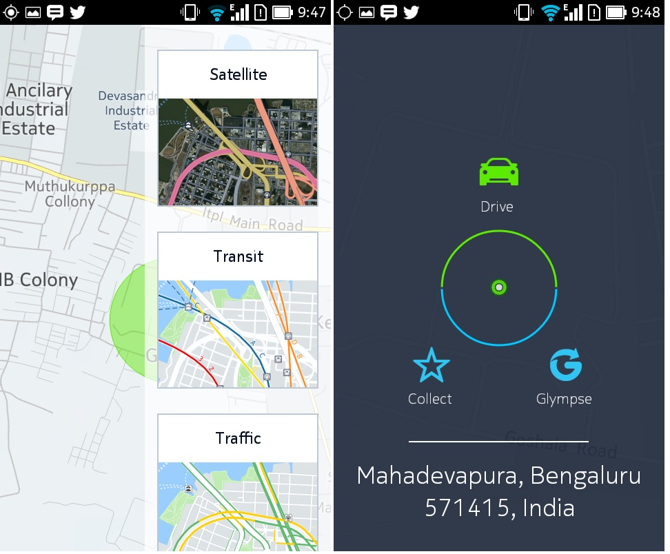 Google Maps vs Nokia's HERE Maps: Android Maps & Navigation