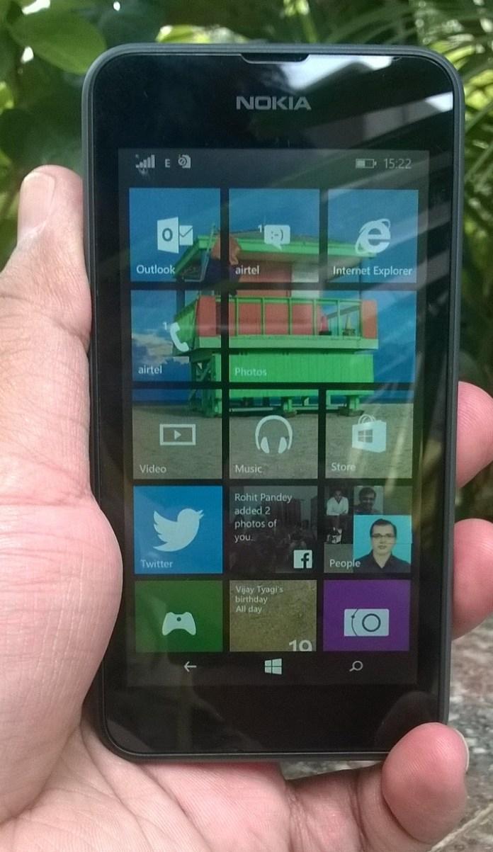 Lumia 530 f