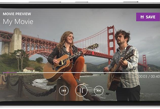 movie creator beta app for windows phone gets updated