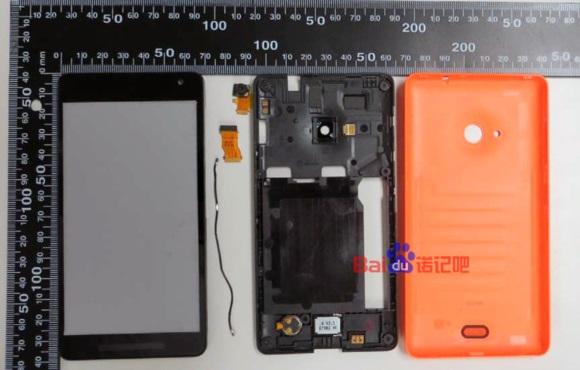 Lumia 535 TD pic 3