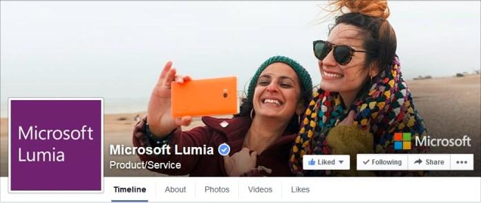 Microsoft Lumia WP