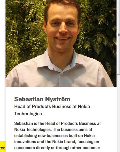 sebastian Nokia