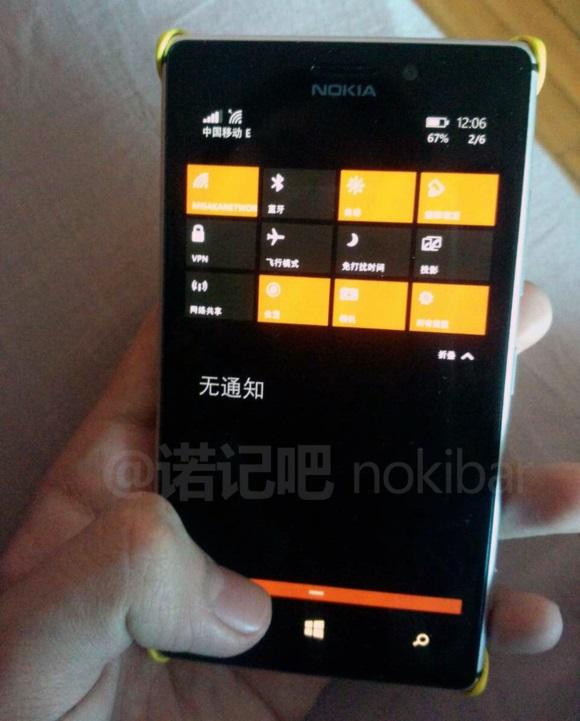Lumia 925 Win 10.3