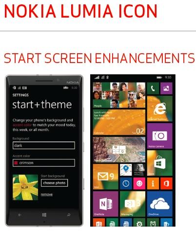 Lumia Icon Denim