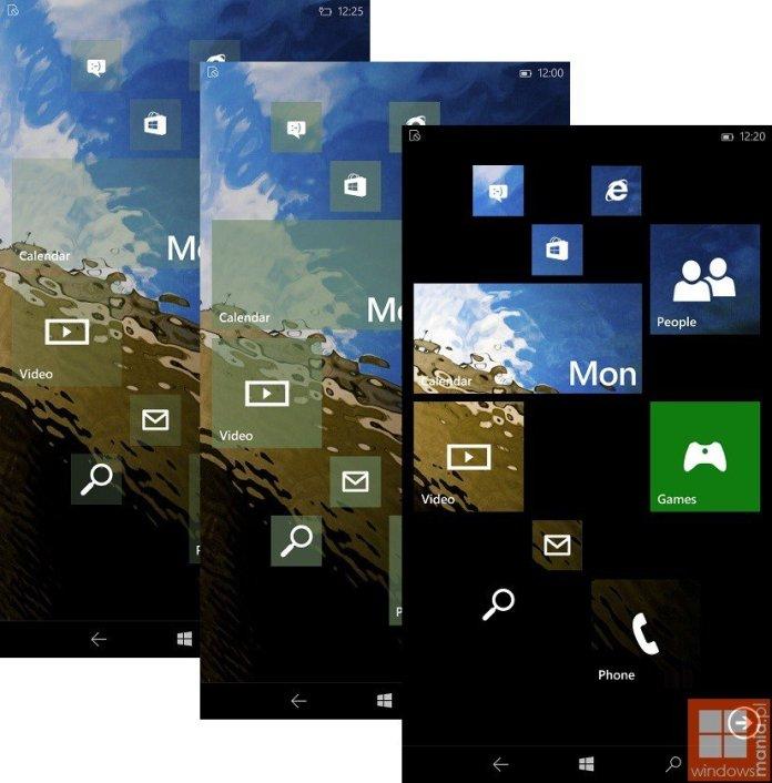 windows10_Live Tiles