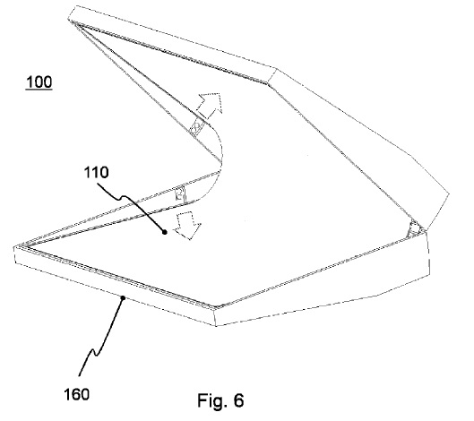 Recent Nokia Patent reveals a Foldable device with