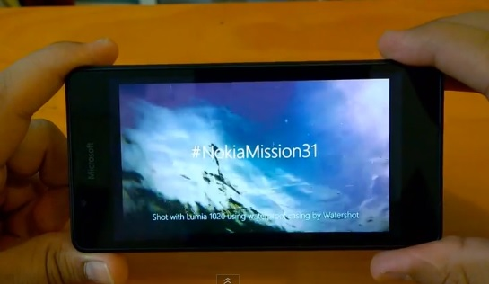 Lumia 540 Media quality