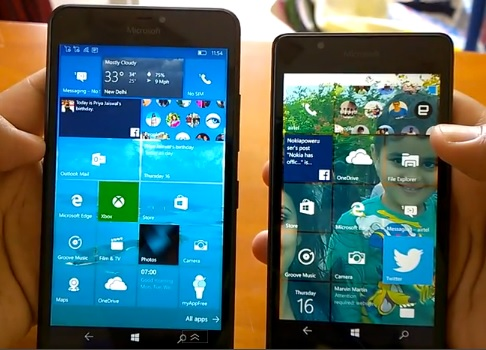 Build 10166 hands-on