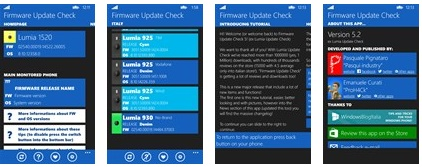 Firmware Update Check for Windows Phone receives a major