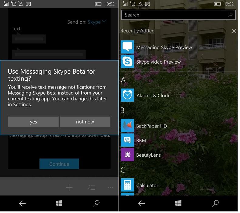 Skype Beta