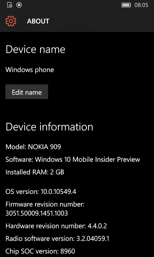 Build 10549.4