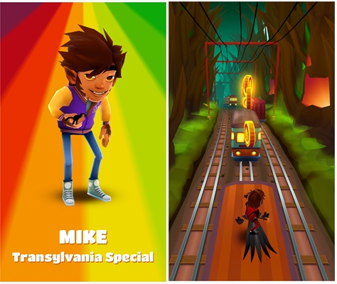Subway Surfers Trys
