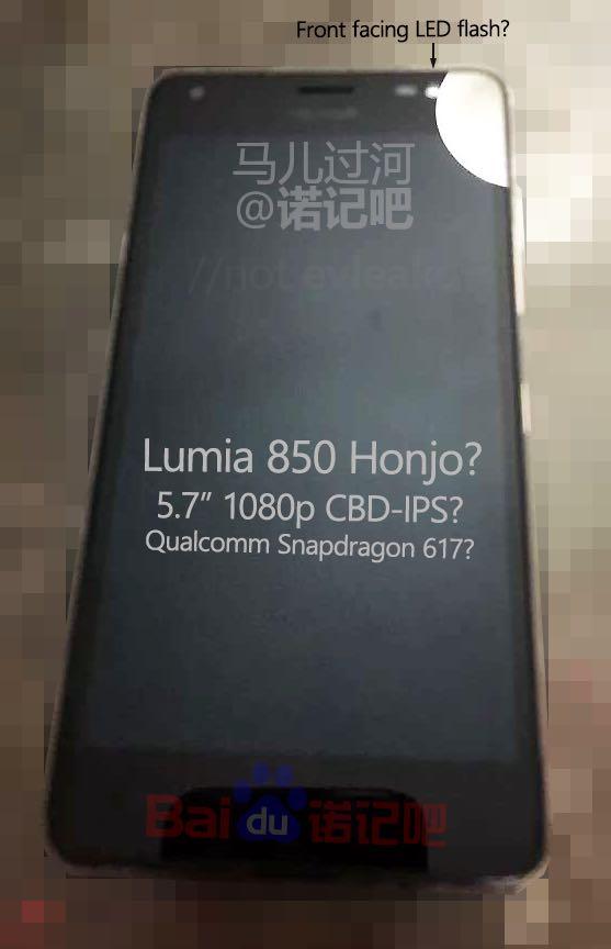 Lumia 850-2