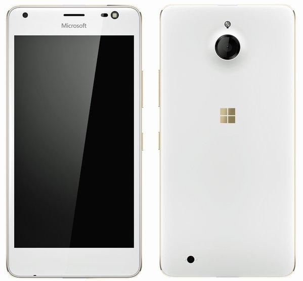 Lumia 850 Honjo
