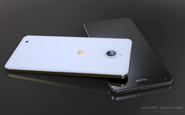 Lumia 850.5