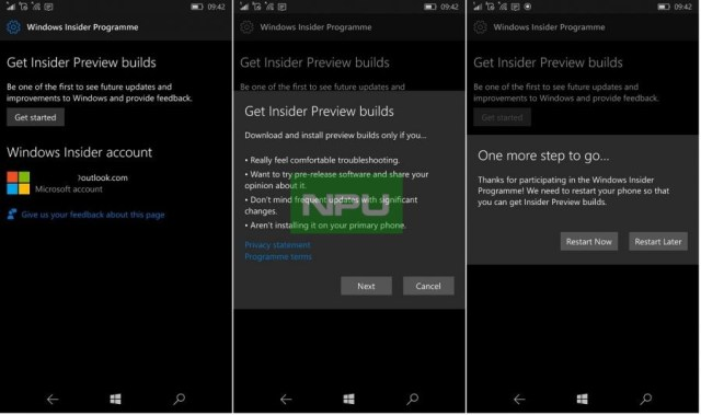 windows 10 mobile anniversary update download