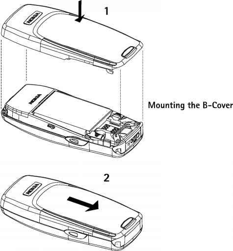 nokia charging diagram