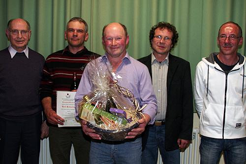 Kolpingfamilie Steinbach ehrt Mitglieder