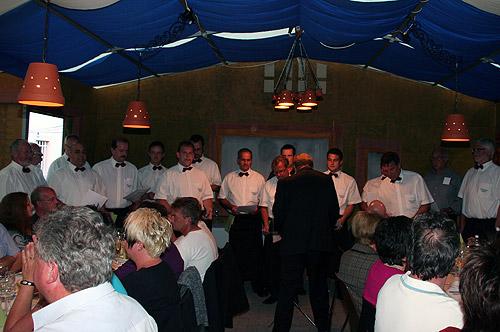 Die singenden Garcons