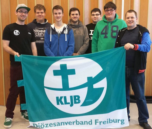 Die Leitung des KLJB Bezirks Mosbach Buchen