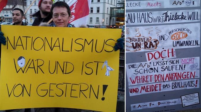 Demo Mosbach