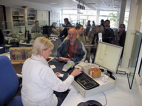 Zufriedene Kunden bei Kfz Zulassung