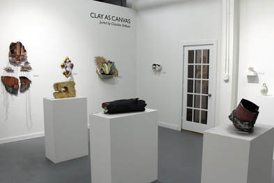 exhibitions the clay center