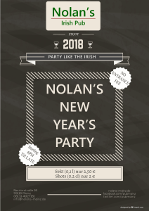 Nolan's New Year's Party