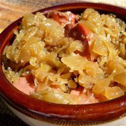 Side Dish – Judys Sauerkraut