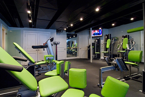 Exercise Room (Chicago)