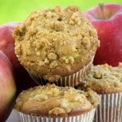 Bread – Apple Pie Muffins