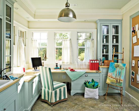 2009 Idea House For Southern Living Magazine (Atlanta)