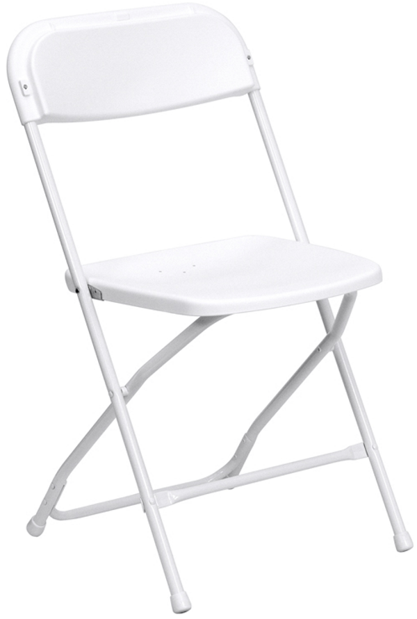 folding chairs for rent upholstered side chair rental nolan s tent and party rochester ny bright white