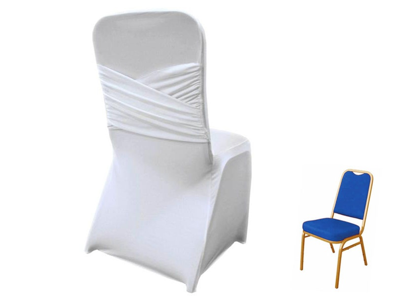 spandex banquet chair covers for sale maroon office chairs cross back cover rent nolan s rental