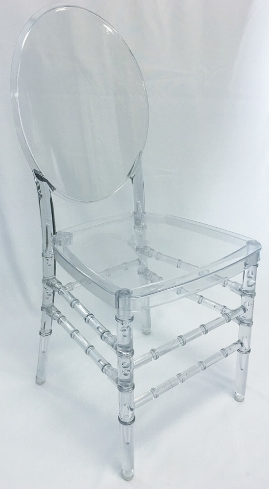 ghost chair rental butterfly covers gold clear for rent nolan s add this item to your quote
