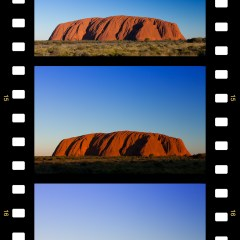 Ayers Rock sunset (120417)