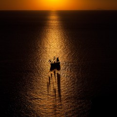 Sunset sailing (454F13625)