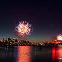 Sydney Harbour Fireworks (454F24726)