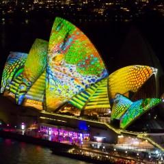 Sydney Opera House - Vivid Sydney 2014 (3J8A01154)