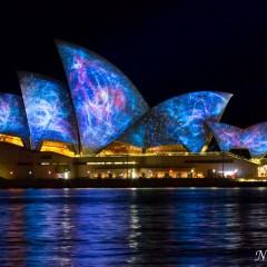 Sydney Opera House - Vivid Sydney 2014 (3J8A01300)