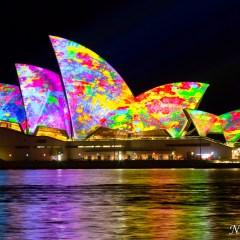 Sydney Opera House - Vivid Sydney 2014 (3J8A01386)
