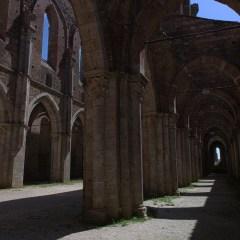 Ruins of Abbey of San Galgano, Tuscany (454F28180)